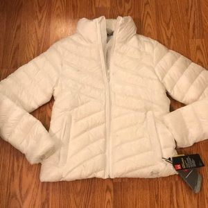 Under Armour Infrared primaloft down filled coat